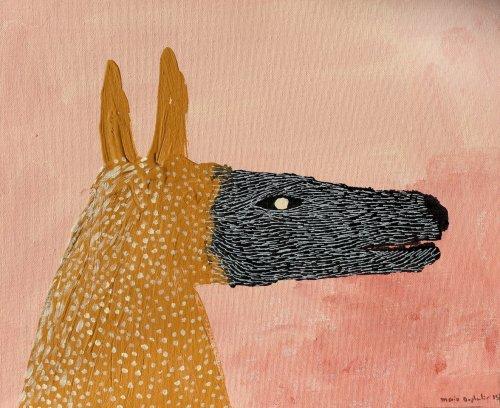 Le cheval de Cavaleiro