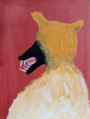 L'ours jaune