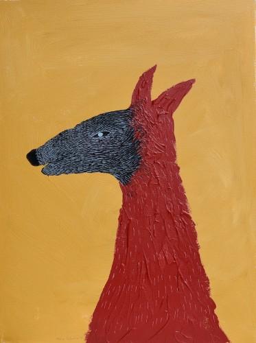 lama chien