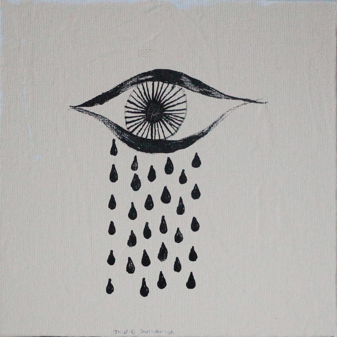 eye, tears