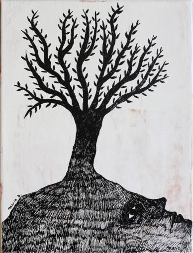 L'arbre et le géant