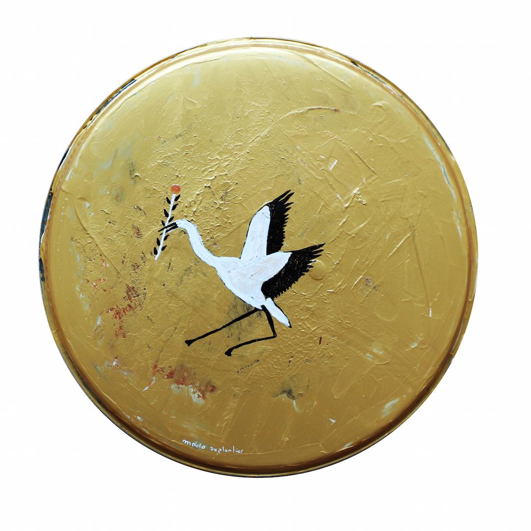 L'oiseau des marais - 12