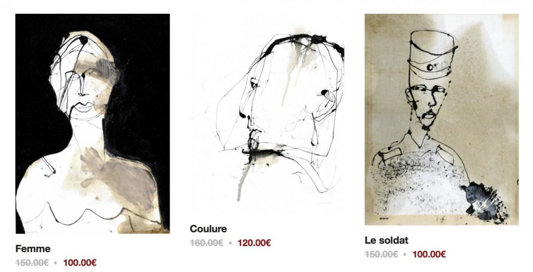 prints sales