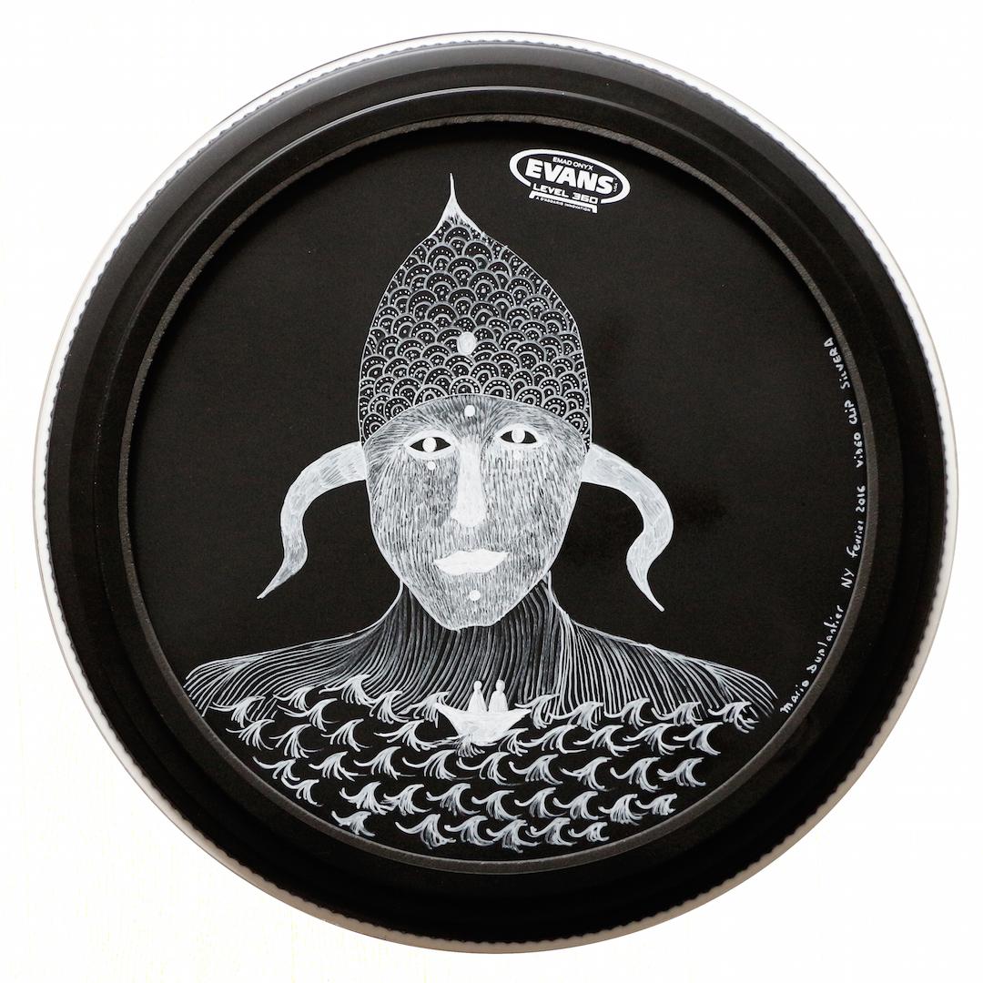 La déesse des mers (video clip 2016) BassDrumhead