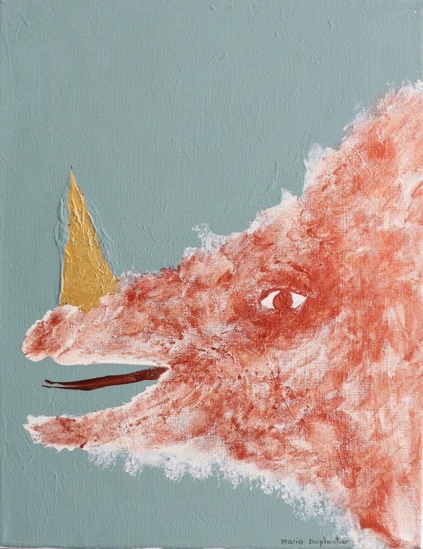 L animal du marécage